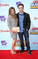 Radio Disney Music Awards at the Nokia Theatre in Los Angeles, California on April 26, 2014. Photo Credit: SP1/Starlitepics /NortePhoto