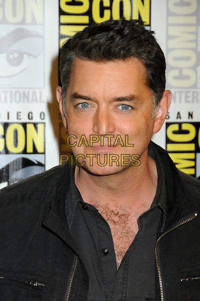 Timothy Omundson.Comic-Con International 2011 - Day 1 held at The San Diego Convention Center, San Diego, California, USA..July 21st, 2011.headshot portrait black.CAP/ADM/BP.©Byron Purvis/AdMedia/Capital Pictures.