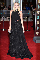 Margot Robbie<br /> arriving for the BAFTA Film Awards 2018 at the Royal Albert Hall, London<br /> <br /> <br /> ©Ash Knotek  D3381  18/02/2018