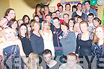 Ciara O'Mahony and Michael Conway(standing centre)both from Clogher's Tralee celebrated their 18th birthday's together last Saturday night with a wild party in Michael's home.