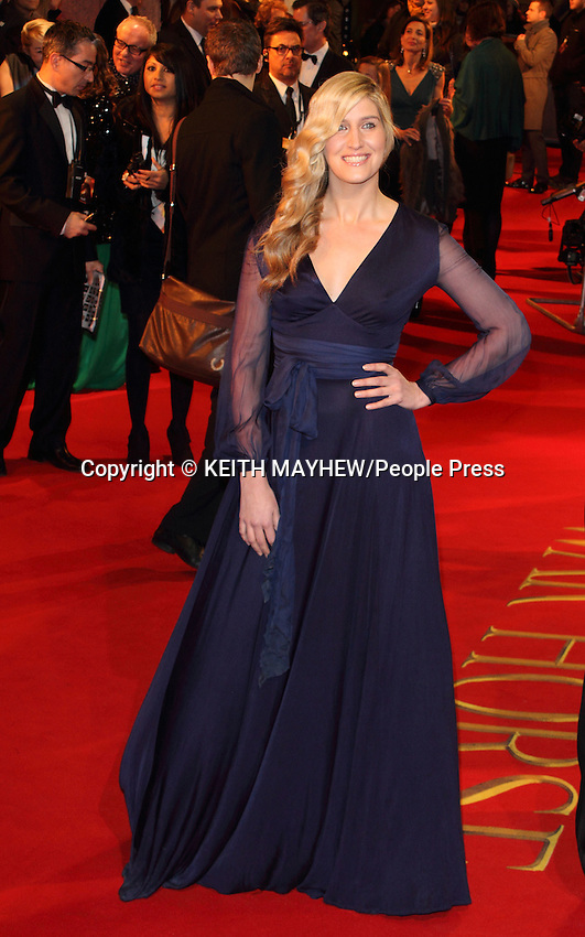 London - UK Premiere of 'War Horse' at the Odeon, Leicester Square, London January 8th 2012..Photo by Keith Mayhew