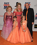 CENTURY CITY, CA - MAY 18: Barbara Davis, Nancy Davis and family arrive at the 19th Annual Race To Erase MS Event at the Hyatt Regency Century Plaza on May 18, 2012 in Century City, California.