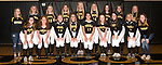 April 27, 2017- Tuscola, IL- The 2017 Warrior Varsity Softball team. Back row from left are Morgan Jones, Ashtyn Clark, Miah Holmes, Abbey Walsh, Morgan Day, Allison Clark, Claire Ring, Grace Dietrich, and Ashton Smith. Front row from left are Isabelle Shelmadine, Carissa Denny, Abbey Jacob, Kyra Moyer, Caroline Rominger, Sidney Watson, Alexis Koester, Natalie Bates, and Jackie Watson. [Photo: Douglas Cottle]