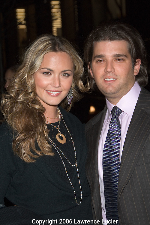 Vanessa Haydon and Donald Trump Jr.