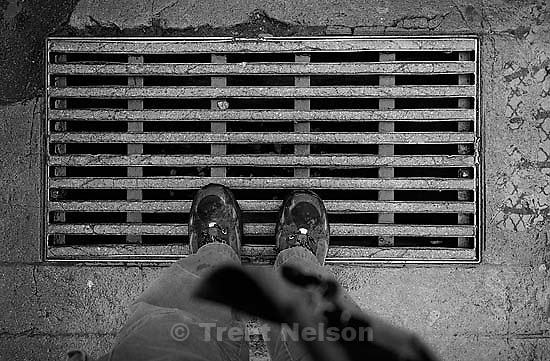 Trent feet and grate<br />