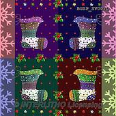 Skarlett, NAPKINS, SERVIETTEN, SERVILLETAS, Christmas Santa, Snowman, Weihnachtsmänner, Schneemänner, Papá Noel, muñecos de nieve, paintings+++++,BGSPSV0070,#SV#,#X#