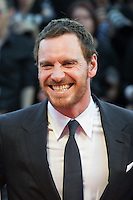 Michael Fassbender at the premiere of The Lights Between Oceans at the 2016 Venice Film Festival.<br /> September 1, 2016  Venice, Italy<br /> Picture: Kristina Afanasyeva / Featureflash