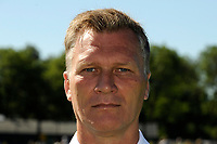 GRONINGEN - Presentatie FC Groningen o23, seizoen 2018-2019,   30-06-2018,  Johan van der Ploeg verzorger