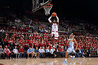 Stanford Basketball M vs UNC, November 20, 2017