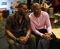"RENT: JAN 15, 2019: Mario and Brandon Victor Dixon attend FOX'S ""RENT"" Sing-Along YouTube Event at the YouTube Space on January 15, 2019, in Los Angeles, California. (Photo by Frank Micelotta/Fox/PictureGroup)"