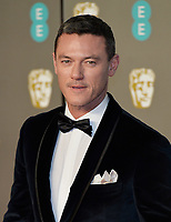 LONDON, UK - FEBRUARY 10: Luke Evans at the 72nd British Academy Film Awards held at Albert Hall on February 10, 2019 in London, United Kingdom. <br /> CAP/MPIIS<br /> ©MPIIS/Capital Pictures