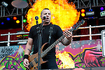 Randy Armstrong of Red performs during the 2013 Rock On The Range festival at Columbus Crew Stadium in Columbus, Ohio.