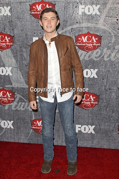 Scotty McCreery at the 2012 American Country Awards at the Mandalay Bay Events Center in Las Vegas, Nevada, 10.12.2012...Credit: MediaPunch/face to face..- Germany, Austria, Switzerland, Eastern Europe, Australia, UK, USA, Taiwan, Singapore, China, Malaysia and Thailand rights only -