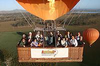 20121113 November 13 Hot Air Balloon Gold Coast