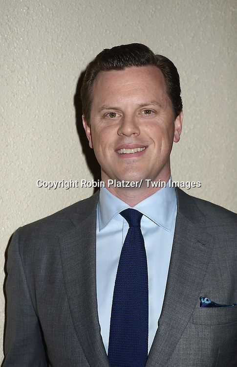Willie Geist hosts  the National Magazine Awards on May 2, 2013 at the Marriott Marquis Hotel in New York City.