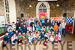Under 10,11,12s,14 and 16s Crotta Hurlers who were presented with their medals and trophy's on Wednesday night in Columbbus Hall,Kilflynn from Derek McGrath (Waterford Hurling manager) and Austin Gl;eeson (Young All Star Hurler of the Year Waterford).
