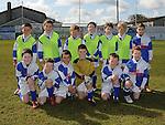Slane Wanderers U-9. Photo: Colin Bell/pressphotos.ie