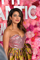 LOS ANGELES, CA. February 11, 2019: Priyanka Chopra at the premiere of &quot;Isn't It Romantic&quot; at The Theatre at Ace Hotel.<br /> Picture: Paul Smith/Featureflash