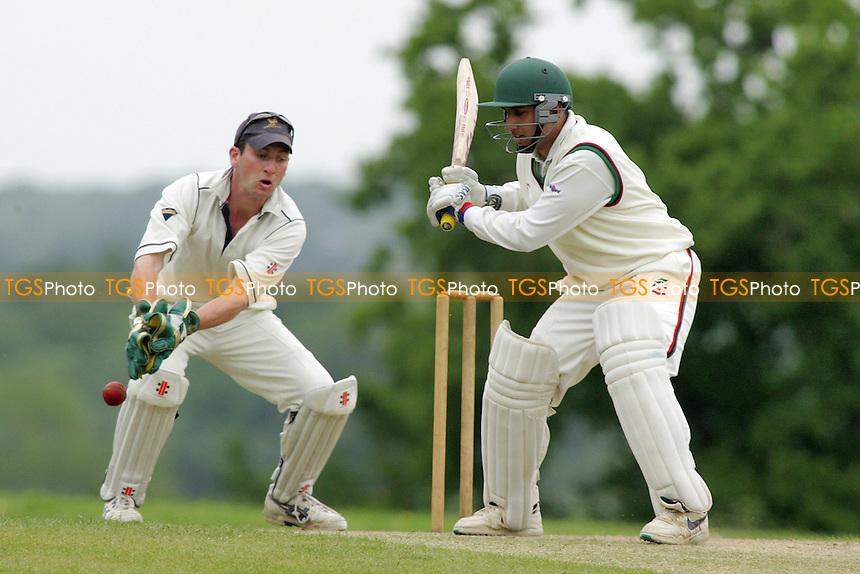 Shenfield CC vs Ilford CC - Essex Cricket League - 29/05/05 - MANDATORY CREDIT: Gavin Ellis/TGSPHOTO - SELF-BILLING APPLIES WHERE APPROPRIATE. NO UNPAID USE -  Tel: 0845 0946026