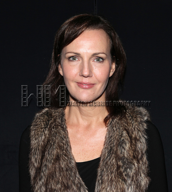 Christina Rouner attending the Opening Night of the Transport Group Production of 'House For Sale' at the Duke on 42nd Street  on 10/24/2012 in New York.