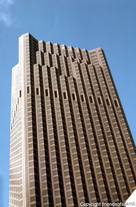 San Francisco:  Bank of America, Skidmore, Owings & Merrill, 1970-71.  Photo '78.