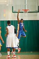 April 9, 2011 - Hampton, VA. USA;  Brandon Self participates in the 2011 Elite Youth Basketball League at the Boo Williams Sports Complex. Photo/Andrew Shurtleff