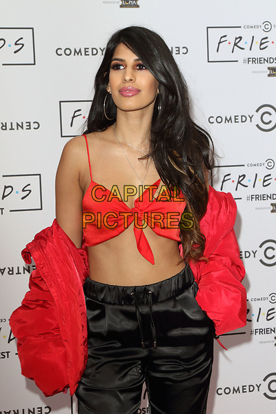 Jasmin Walia at the Closing Party for Friendsfest 2017 at Clissold Park, London on September 14th 2017<br /> CAP/ROS<br /> &copy; Steve Ross/Capital Pictures