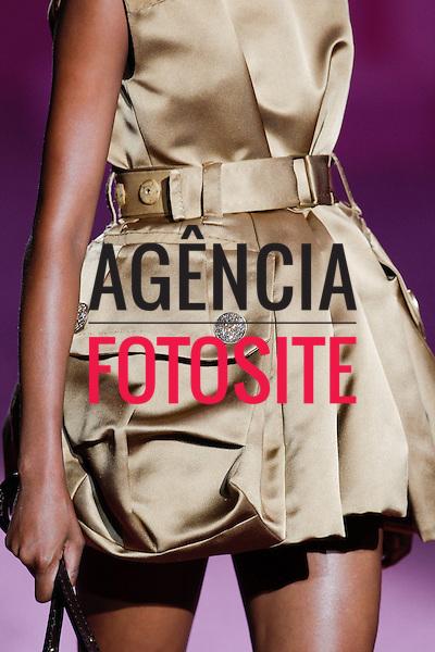 Nova Iorque, EUA '09/2014 - Desfile de Marc Jacobs durante a Semana de moda de Nova Iorque - Verao 2015.