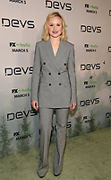 "LOS ANGELES - MARCH 2: Alison Pill attends the premiere of the new FX limited series ""Devs"" at ArcLight Cinemas on March 2, 2020 in Los Angeles, California. (Photo by Frank Micelotta/FX Networks/PictureGroup)"