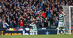 Patrick Roberts misses an open goal