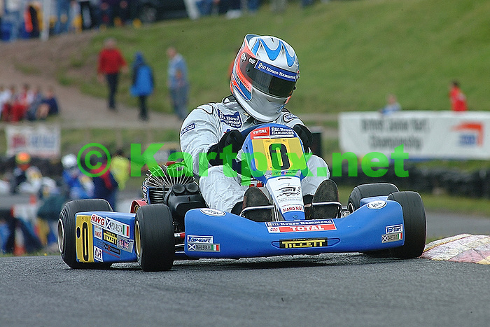 Paul Di Resta, JICA, MSA, Rowrah, Junior Intercontinental A, Karting.