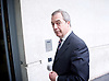 Sunday Politics arrivals <br /> BBC, Broadcasting House, London, Great Britain <br /> 12th March 2017 <br /> <br /> Nigel Farage MEP <br /> <br /> <br /> Photograph by Elliott Franks <br /> Image licensed to Elliott Franks Photography Services