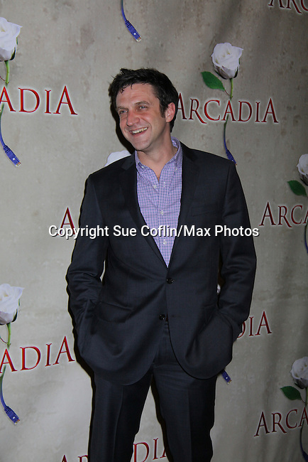 "arrives at ""Arcadia"" - Broadway Opening Night on March 17, 2011 at the Ethel Barrymore Theatre, New York City, New York.  Arrivals, Curtain Call and Party after at Gotham Hall. (Photo by Sue Coflin/Max Photos)"