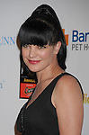 BEVERLY HILLS, CA - OCTOBER 01: Pauley Perrette arrives at The American Humane Association's First Annual Hero Dog Awards at The Beverly Hilton Hotel on October 1, 2011 in Beverly Hills, California.