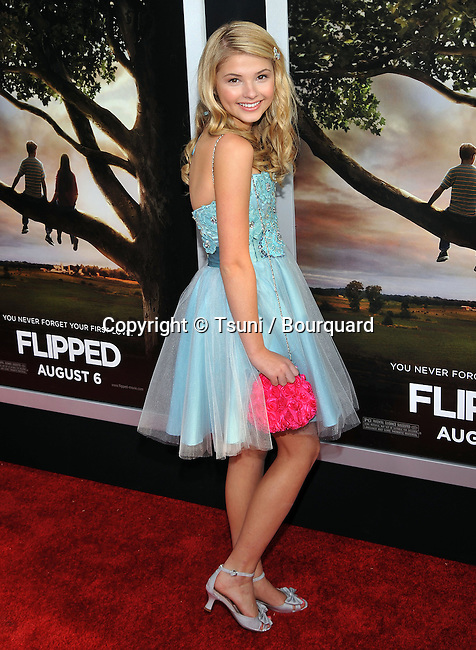 Stefanie Scott<br /> Flipped Premiere at the Arclight Theatre In Los Angeles.
