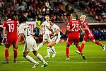 26.07.2017, Stadion Galgenwaard, Utrecht, NLD, Tilburg, UEFA Women's Euro 2017, Russland (RUS) vs Deutschland (GER), <br /> <br /> im Bild | picture shows<br /> Torschuss Lina Magull (Deutschland #20) | (Germany #20), <br /> <br /> Foto © nordphoto / Rauch