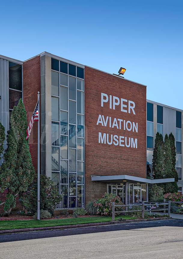 Piper Aviation Museum, Lock Haven, Pennsylvania, USA