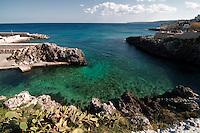 Castro Marina - Salento - Puglia - Panoramica sul mare di Castro Marina.