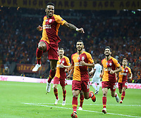 Sport Bilder des Tages Garry Rodrigues of Galatasaray During the Champions league match between Galatasaray and Lokomotiv Moscow at Turk Telekom Stadium in Istanbul , Turkey on September 18 , 2018. PUBLICATIONxNOTxINxTUR  <br /> Uefa Champions League 2018/2019 <br /> Foto Imago / Insidefoto <br /> ITALY ONLY