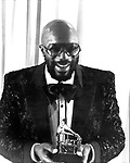 Isaac Hayes 1980 Grammy Awards.© Chris Walter.