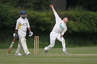 Johnstone of Bentley Bentley CC (Bowling) vs Rainham CC, T Rippon Mid Essex Cricket League Cricket at Coxtie Green Road on 9th June 2018