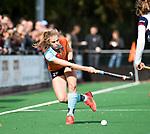 HUIZEN  -  Marieke Hoff (Gro)  , hoofdklasse competitiewedstrijd hockey dames, Huizen-Groningen (1-1)   COPYRIGHT  KOEN SUYK