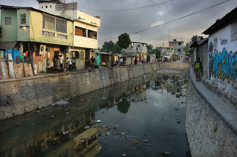 Port au Prince, Haiti, April 2010