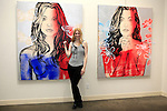 SANTA MONICA - JUN 25: Alida Lindemann at the David Bromley LA Women Art Exhibition opening reception at the Andrew Weiss Gallery on June 25, 2016 in Santa Monica, California