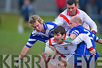 An Ghaeltacht's no.10 and no.15 and Annascaul's no.3 and no.2..   Copyright Kerry's Eye 2008