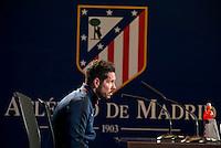Atletico de Madrid press conference