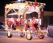 Gentry Christmas Parade - 2015
