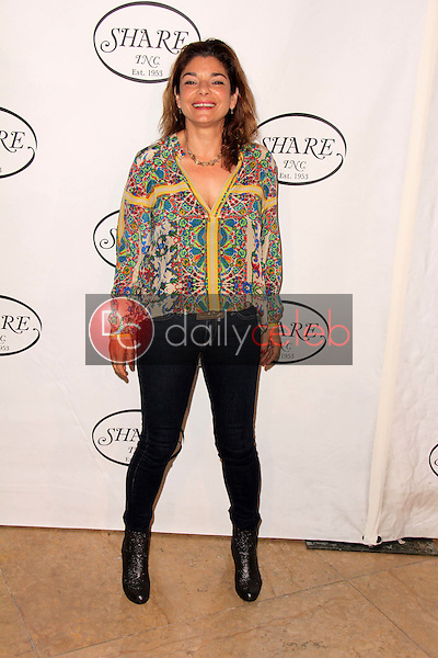 """Laura San Giacomo<br /> at the SHARE 60th Annual """"Denim & Diamonds"""" Boomtown Event, Beverly Hilton Hotel, Beverly Hills, CA 05-11-13<br /> David Edwards/Dailyceleb.com 818-249-4998"""