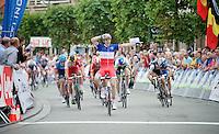 stage 1 winner: Arnaud D&eacute;mare (FRA/FDJ.fr)<br /> <br /> Euro Metropole Tour 2014 (former Franco-Belge)