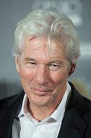 US actor Richard Gere attends `Invisibles´ film premiere in Madrid, Spain. November 23, 2015. (ALTERPHOTOS/Victor Blanco)